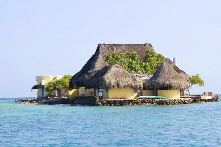 Isla del Rosário, Cartagena das Índias
