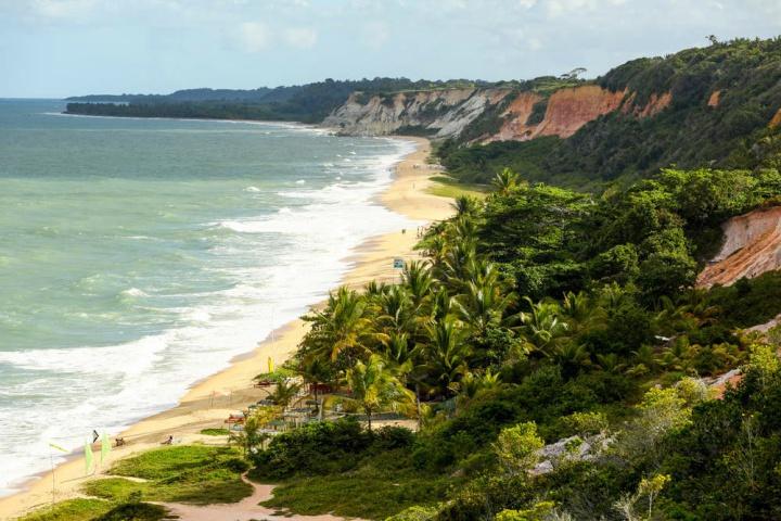 praia de taipe 2 - Trancoso: o que fazer nesse paraíso do litoral sul baiano