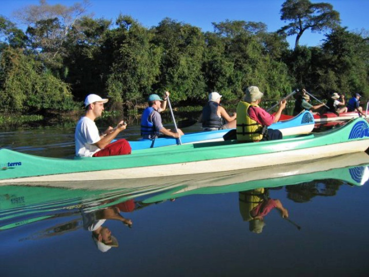 1881 canoagem no pantanal - Pantanal, MT: 6 atrativos para você descobrir a região