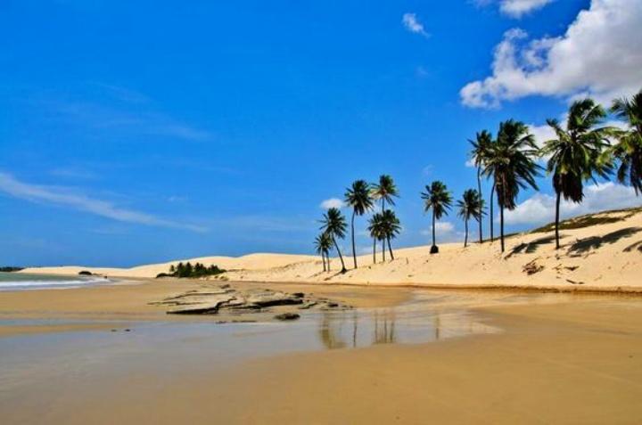 Praia de Mundaú, Trairi (CE)