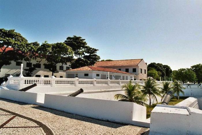 Fortaleza Nossa Senhora da Assunção. Pontos  turísticos de Fortaleza.