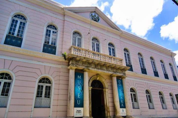 O Museu do Ceará tem um dos mais ricos acervos sobre a história do povo cearense.