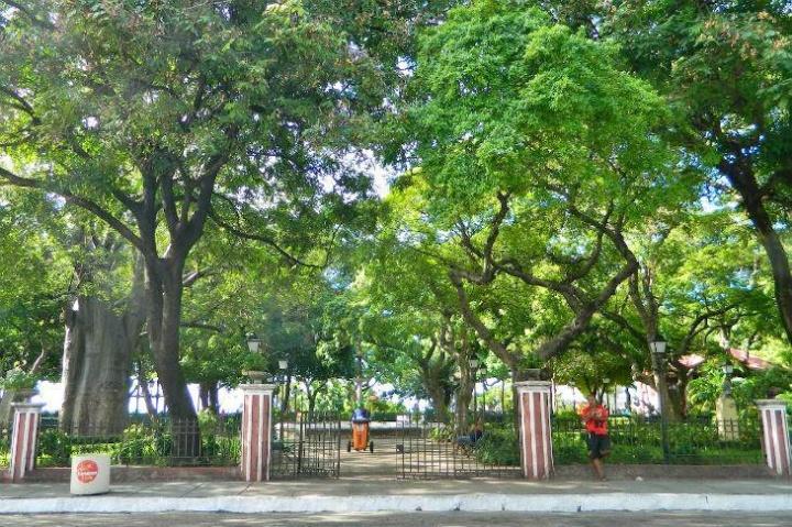 Praça dos Mártires (pontos turísticos de Fortaleza)