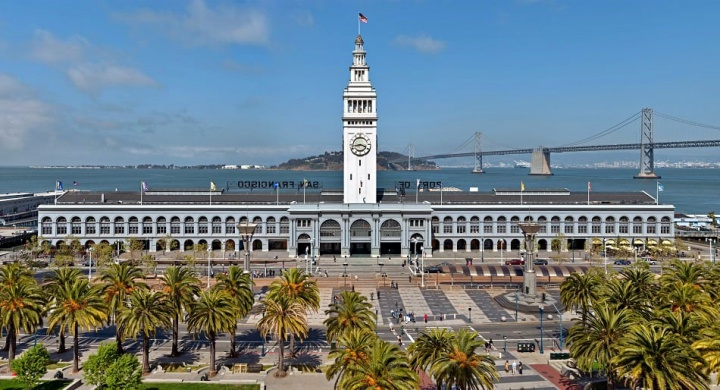 Ferry Building Marketplace, São Francisco (CA)