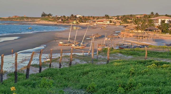 slide 14 - Fortim - CE: Vento, Sol e Sossego no litoral leste cearense