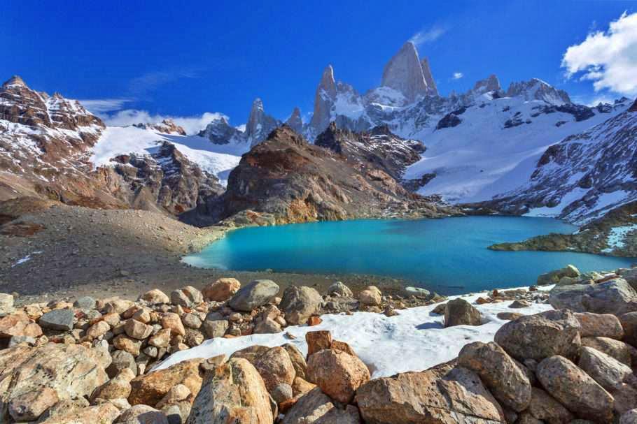 https catracalivre.com .br wp content uploads 2019 05 el calafate monte fitz roy parque nacional los glaciares 910x607 1 - El Calafate: a Terra dos Glaciares na Patagonia Argetina