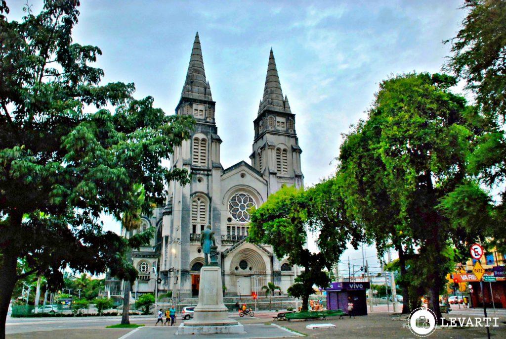 LEVMais luz 1024x685 - 20 Pontos turísticos de Fortaleza para incluir no seu roteiro de viagem.