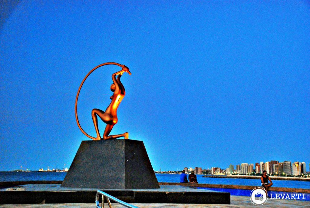 LEVYouTube 1 1 1024x687 - 20 Pontos turísticos de Fortaleza para incluir no seu roteiro de viagem.
