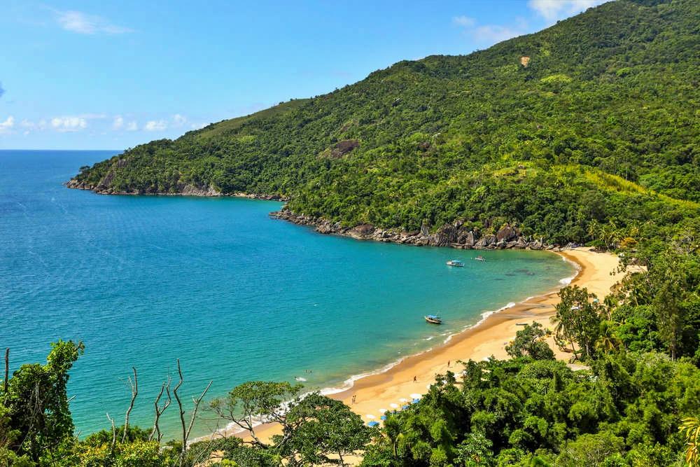 praia do jabaquara - Turismo no Brasil: 8 destinos para você aproveitar após a quarentena