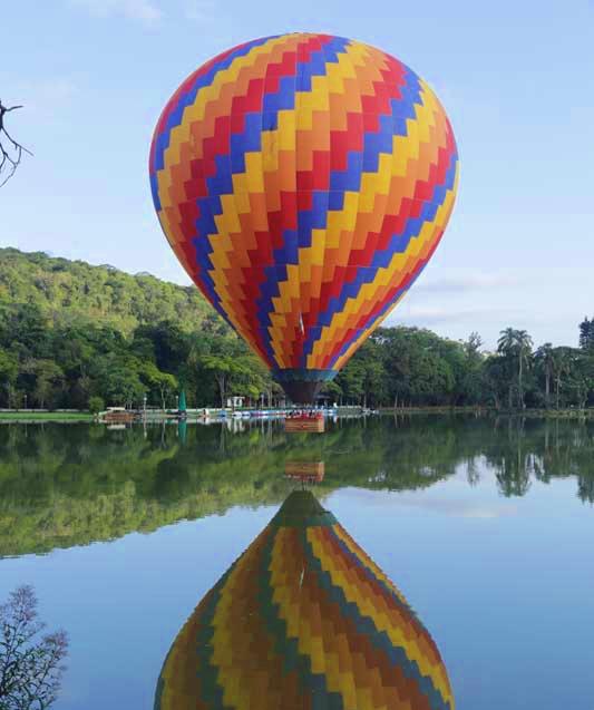 Balao Sao Lourenco MG - Vai no vento: 6 lugares para passear de balão no Brasil