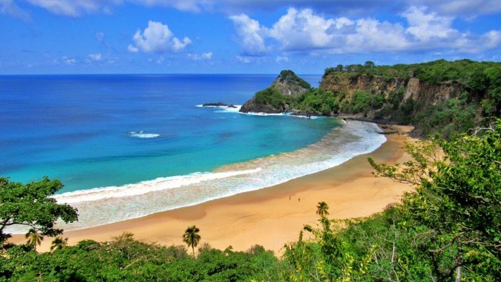 baia do sancho  - Travellers' Choice 2020: As 10 melhores praias do mundo