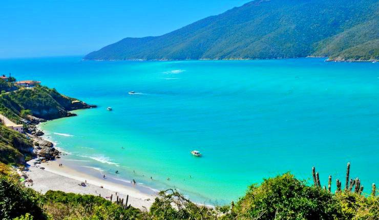 prainhas pontal do atalaia 740x431 1 - Travellers' Choice 2020: As 10 melhores praias do mundo