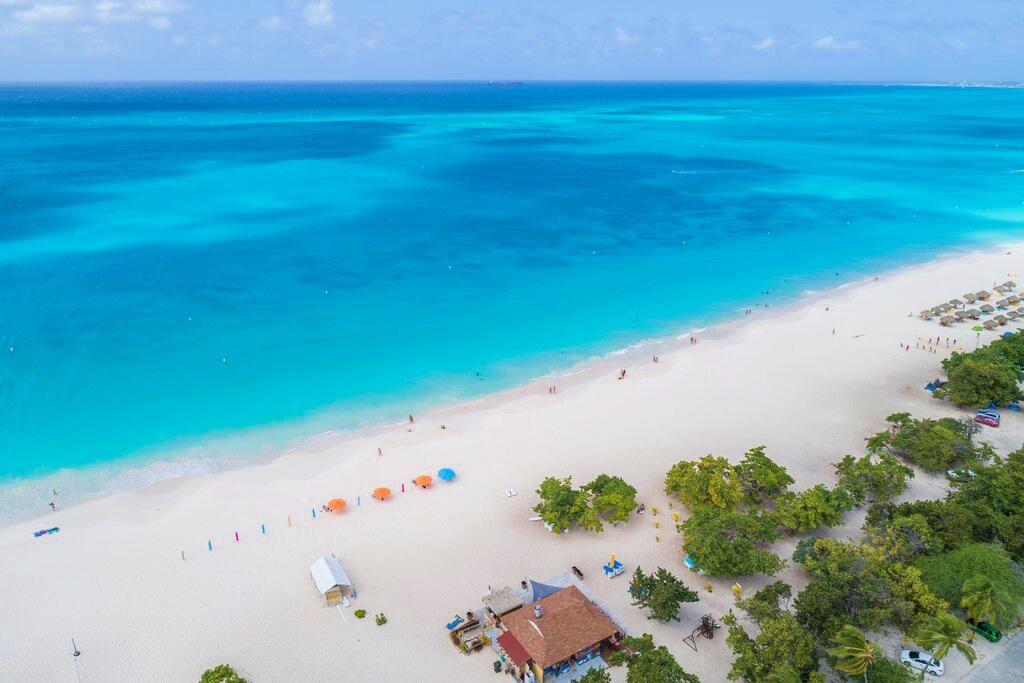 tablet landscape horizontal rectangle DRONE 020 EAGLE BEACH - Travellers' Choice 2020: As 10 melhores praias do mundo