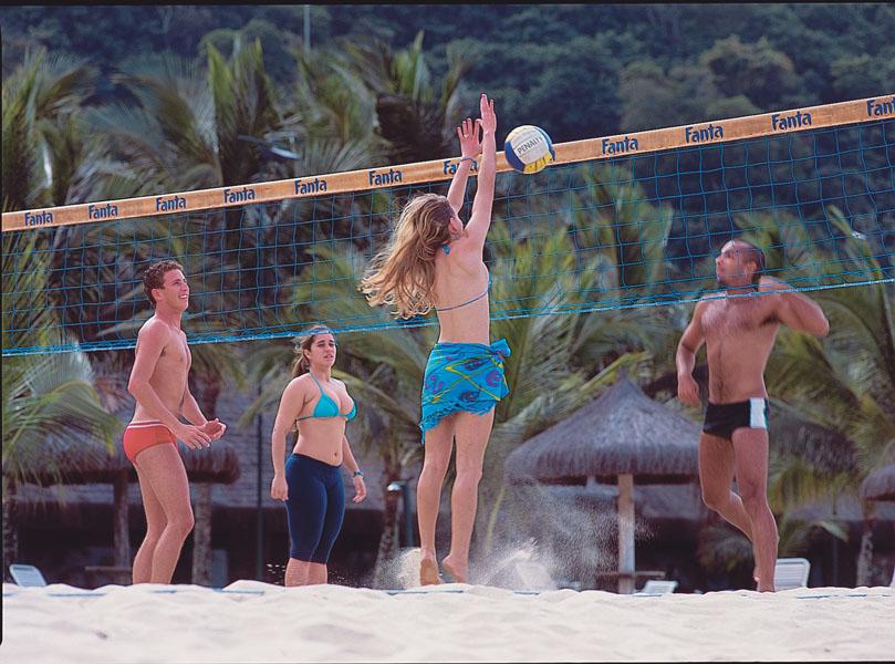 volley - Viajando em família? Conheça 5 resorts para se hospedar com os pequenos