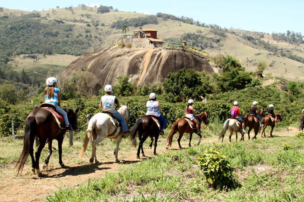 Parque dos Sonhos cavalgada 5 Foto Cuca Jorge 1024x683 - Conheça 8 super atrativos para você curtir em Socorro-SP – a Cidade Aventura