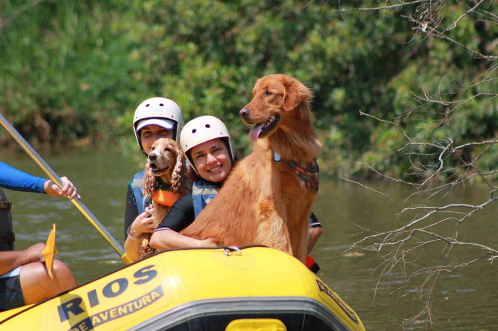 Rafting Petfriendly no Rio do Peixe Rios de Aventura 5 1024x682 - Conheça 8 super atrativos para você curtir em Socorro-SP – a Cidade Aventura