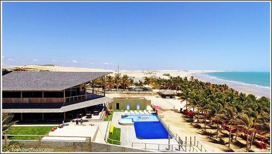 mirante com restaurante - Mini-guia: 8 melhores barracas de praia em Canoa Quebrada