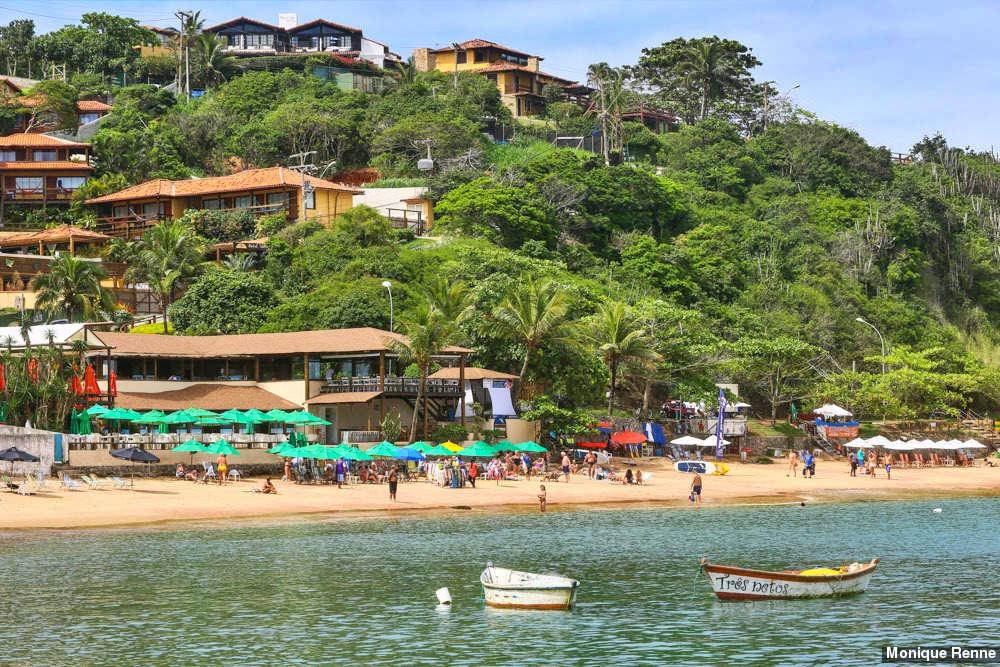 praia de joao fernandes 1 - 7 praias para conhecer em Arraial de Búzios – Rio de Janeiro
