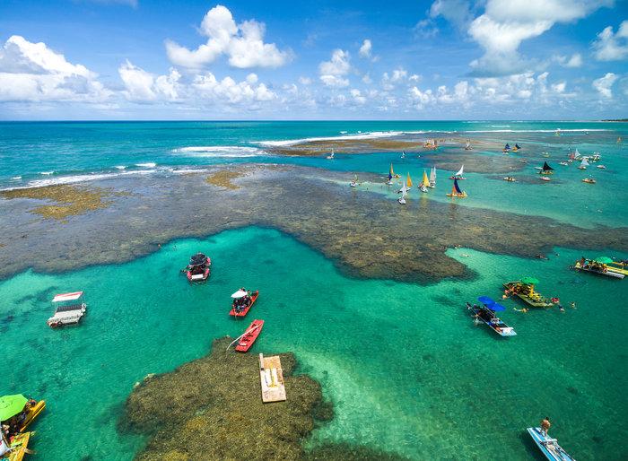 porto de galinhas pe - 10 Piscinas naturais que são o verdadeiro sonho de verão