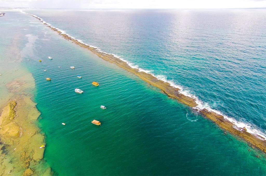 praia do frances - 10 praias paradisíacas para você curtir no litoral de Alagoas