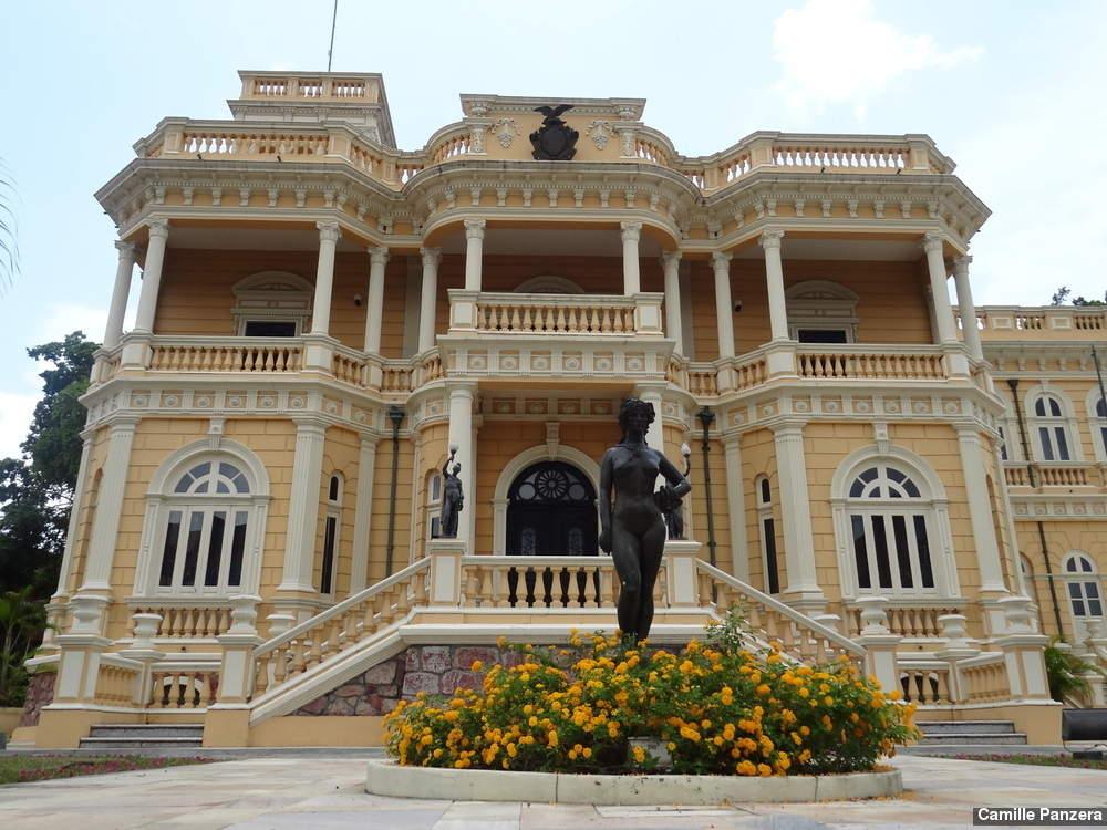 palacio rio negro - O que fazer em Manaus: 8 locais indispensáveis para o seu roteiro