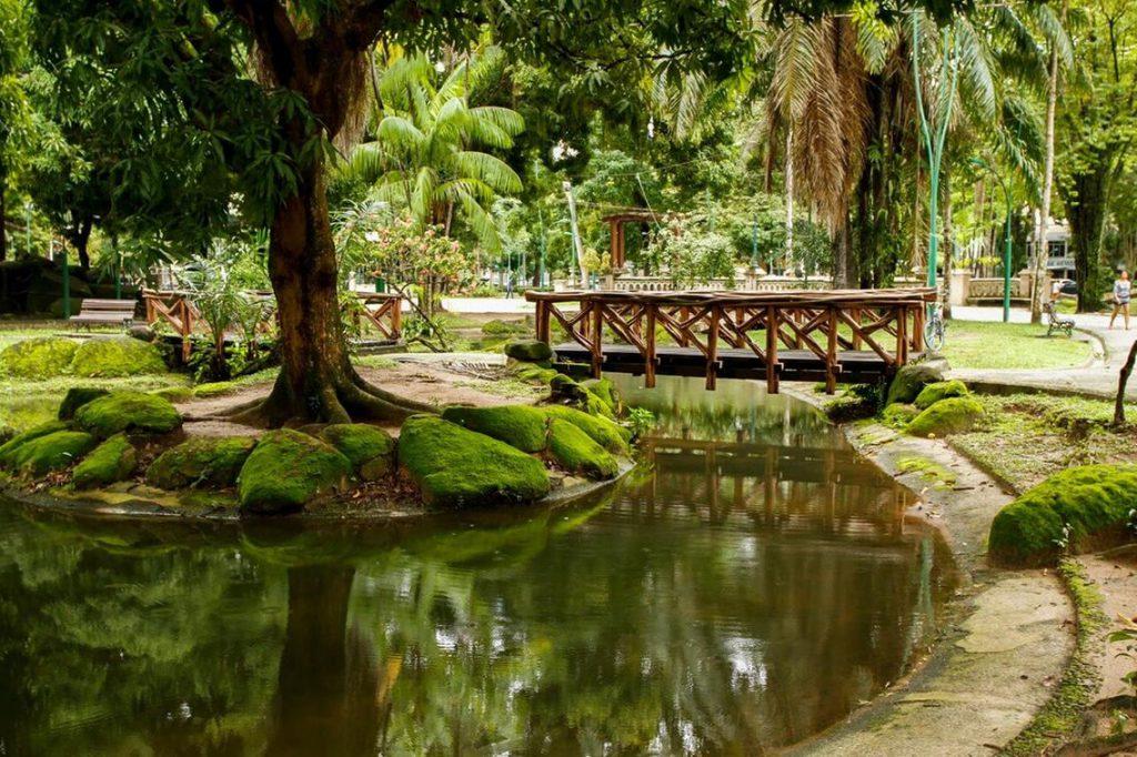 praça batista campos oswaldo forte 2 1024x682 - O que fazer em Belém do Pará: 10 lugares indispensáveis para o seu roteiro