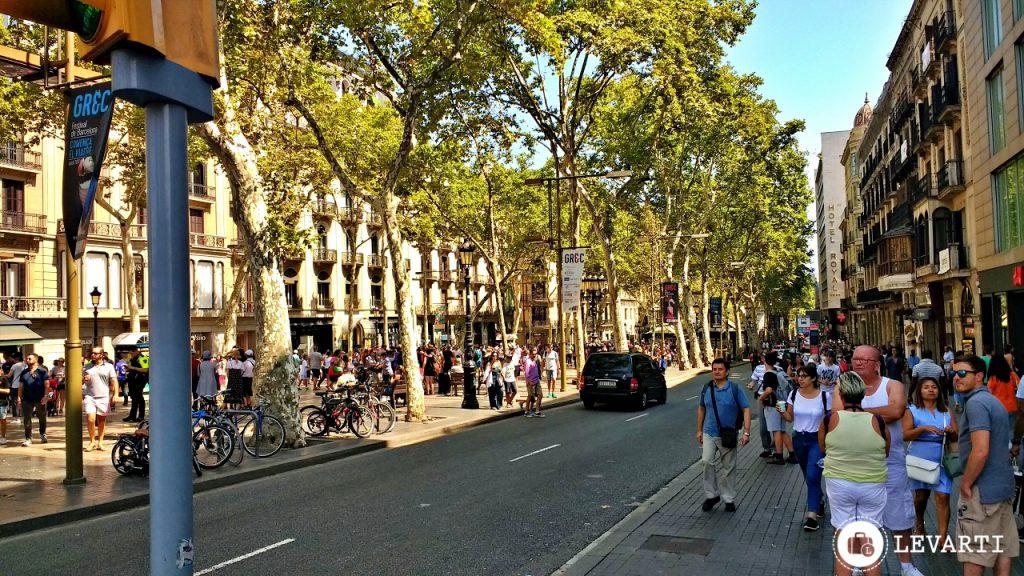 BlogIMG 20170722 154943020 1024x576 - 10 atrativos e passeios para fazer em Barcelona – Espanha