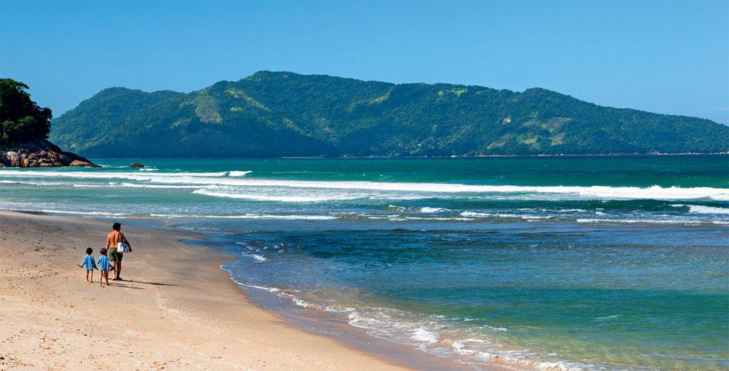 Brava da Almada - 10  praias paradisíacas para curtir no Litoral de São Paulo