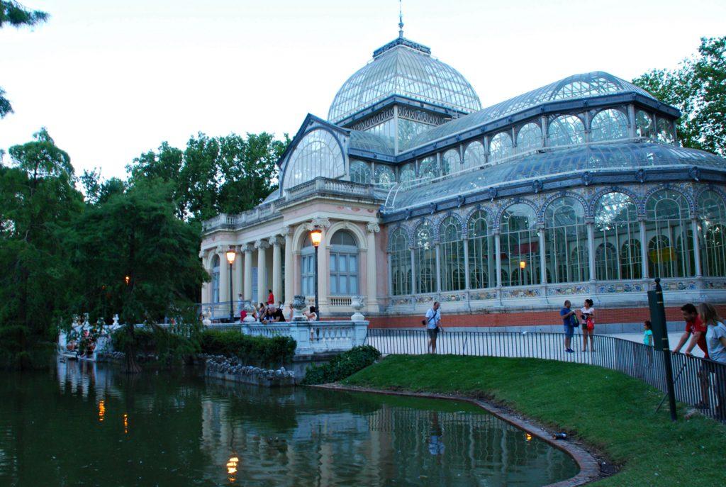 Palácio de Cristal 01 1024x687 - 10 atrativos e passeios para fazer em Madrid, Espanha