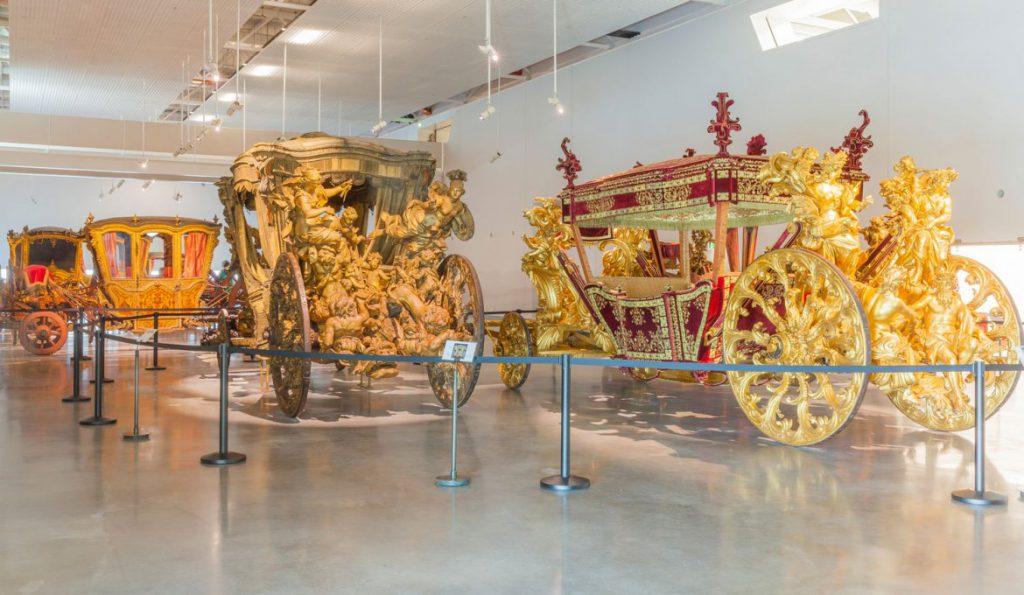 museu dos coches 1170x680 1 1024x595 - O que fazer em Lisboa: 10 passeios e atrativos para sua primeira viagem