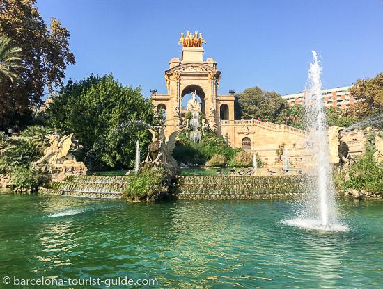 parc ciutadella barcelona 3911 - 10 atrativos e passeios para fazer em Barcelona – Espanha