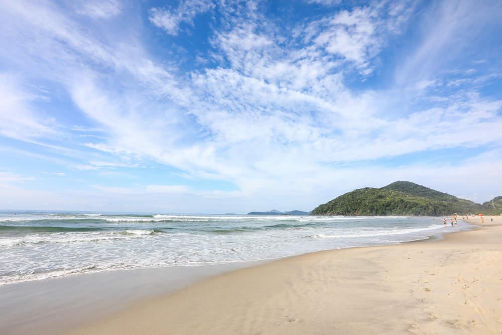 praia de itamambuca 1 - 10  praias paradisíacas para curtir no Litoral de São Paulo