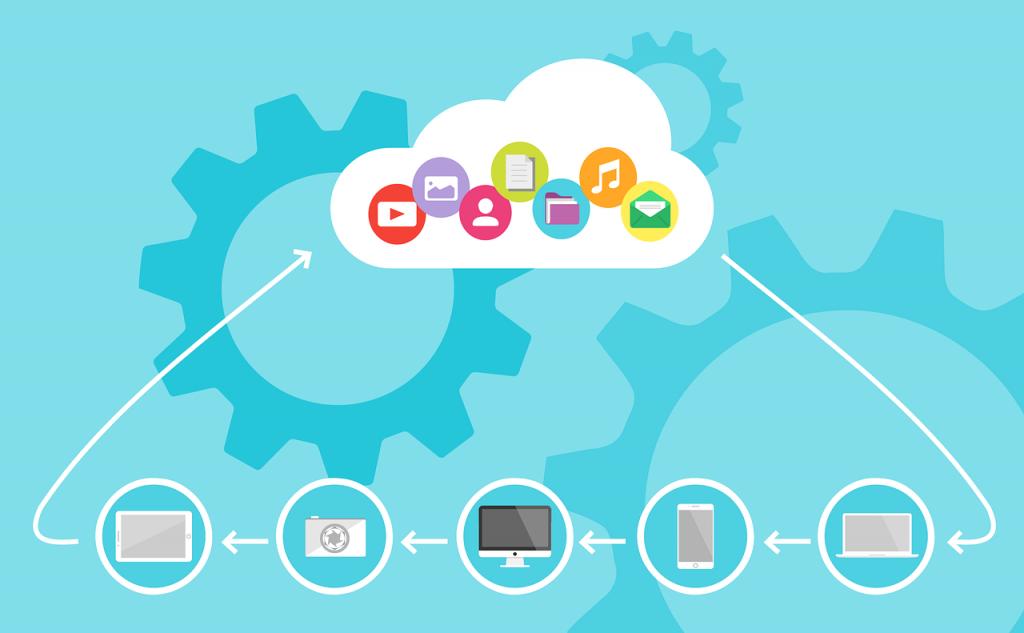 cloud computing 1989339 1280 1024x633 - 5 Vantagens de utilizar um software de gestão na sua agência de turismo