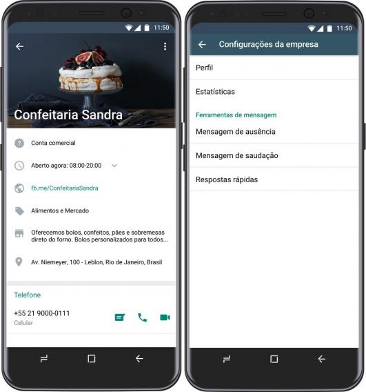 perfil–whatsapp–business - Aprenda a utilizar o WhatsApp como ferramenta de Marketing na sua agência de viagens