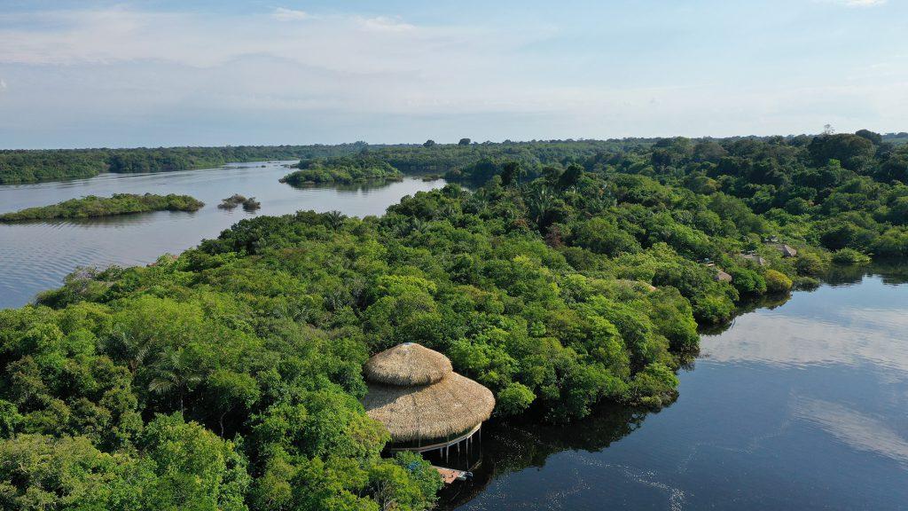 1 4 1024x576 - Viagem segura: 10 hotéis para se isolar no Brasil em meio à natureza