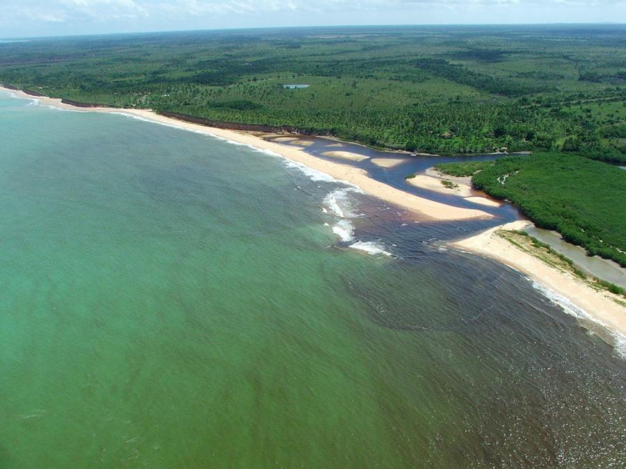 Barra do Cahy 1 - 10 praias tranquilas no Brasil para fugir das aglomerações