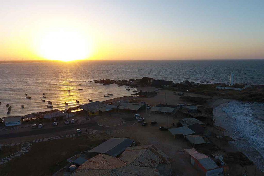 por do sol na Pedra do Sal 1024x683 - O que fazer no Piauí: Delta do Parnaíba e Melhores praias