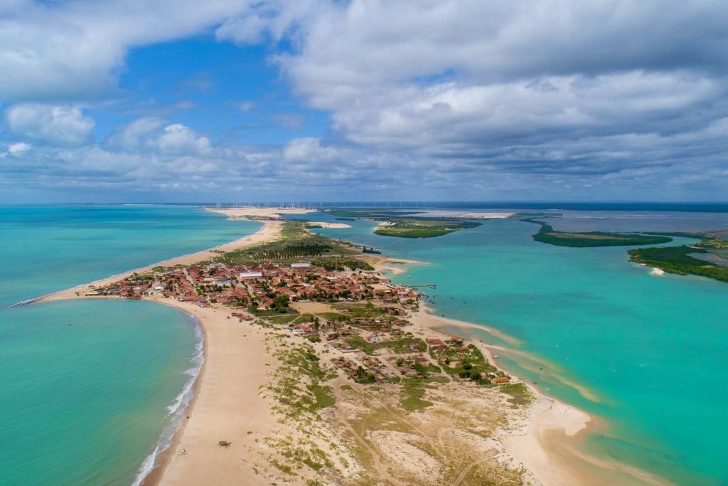 praia–de–galinhos - 10 praias tranquilas no Brasil para fugir das aglomerações