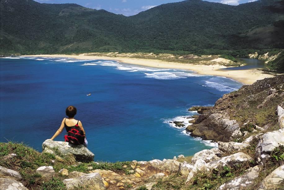 praia–lagoinha–do–leste  - 10 praias de Santa Catarina que você deveria conhecer