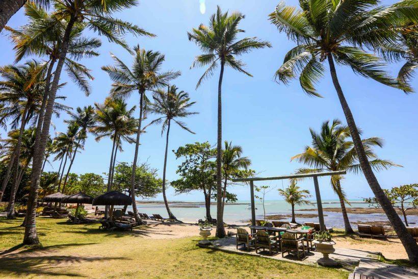 praia do espelho litoral sul bahia 820x547 1 - 10 praias tranquilas no Brasil para fugir das aglomerações
