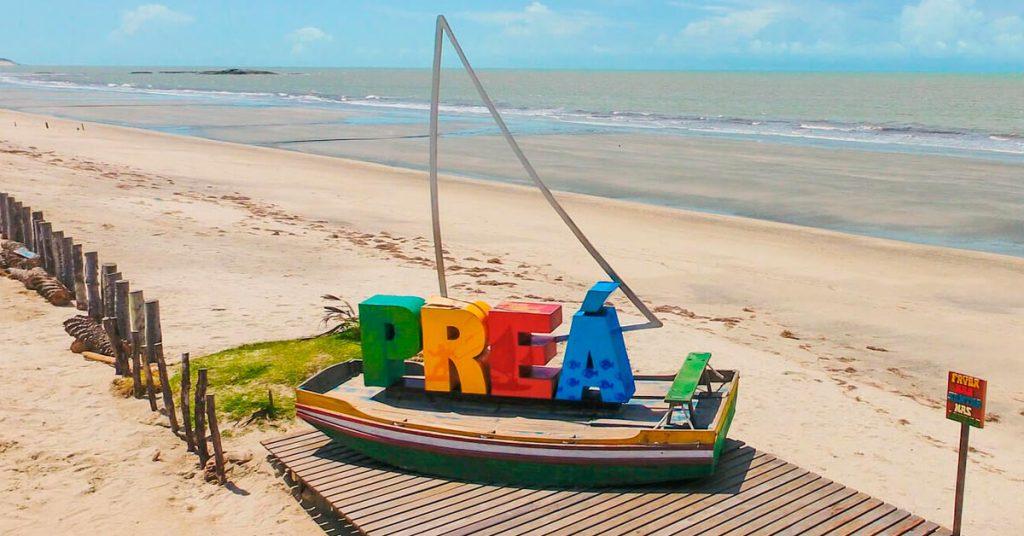 praiadoprea 1024x536 - 10 praias tranquilas no Brasil para fugir das aglomerações
