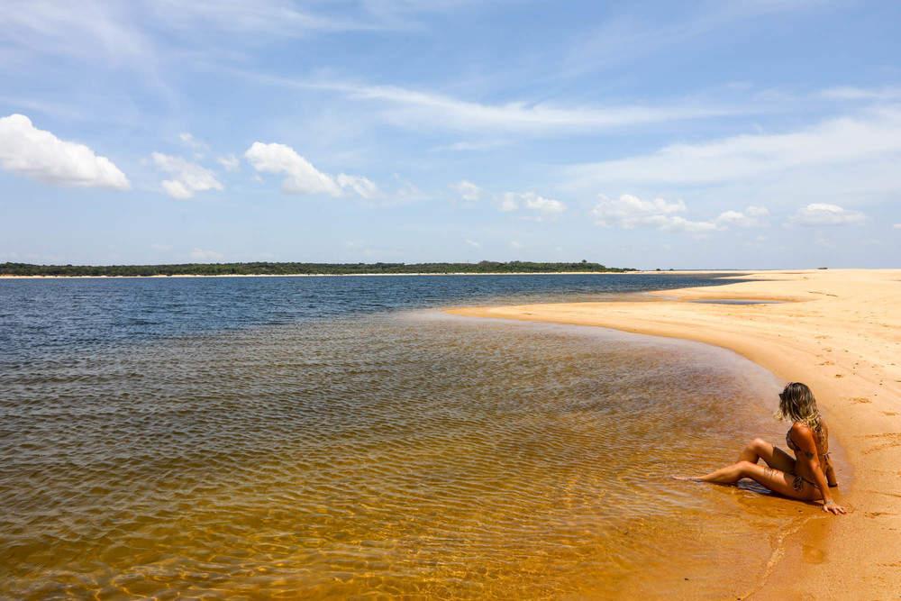 praias do rio arapiuns - 10 praias tranquilas no Brasil para fugir das aglomerações