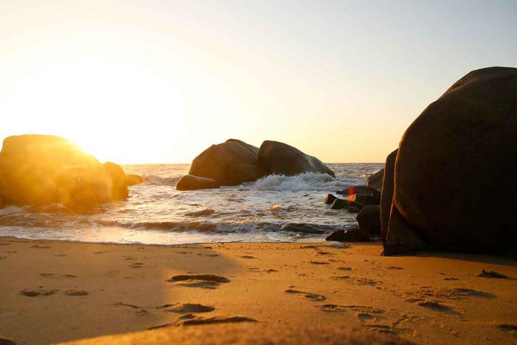 sunset na Pedra do Sal um dos mais belos do Piauí 1024x683 - Guia de viagem: Melhor época do ano para ir ao Nordeste