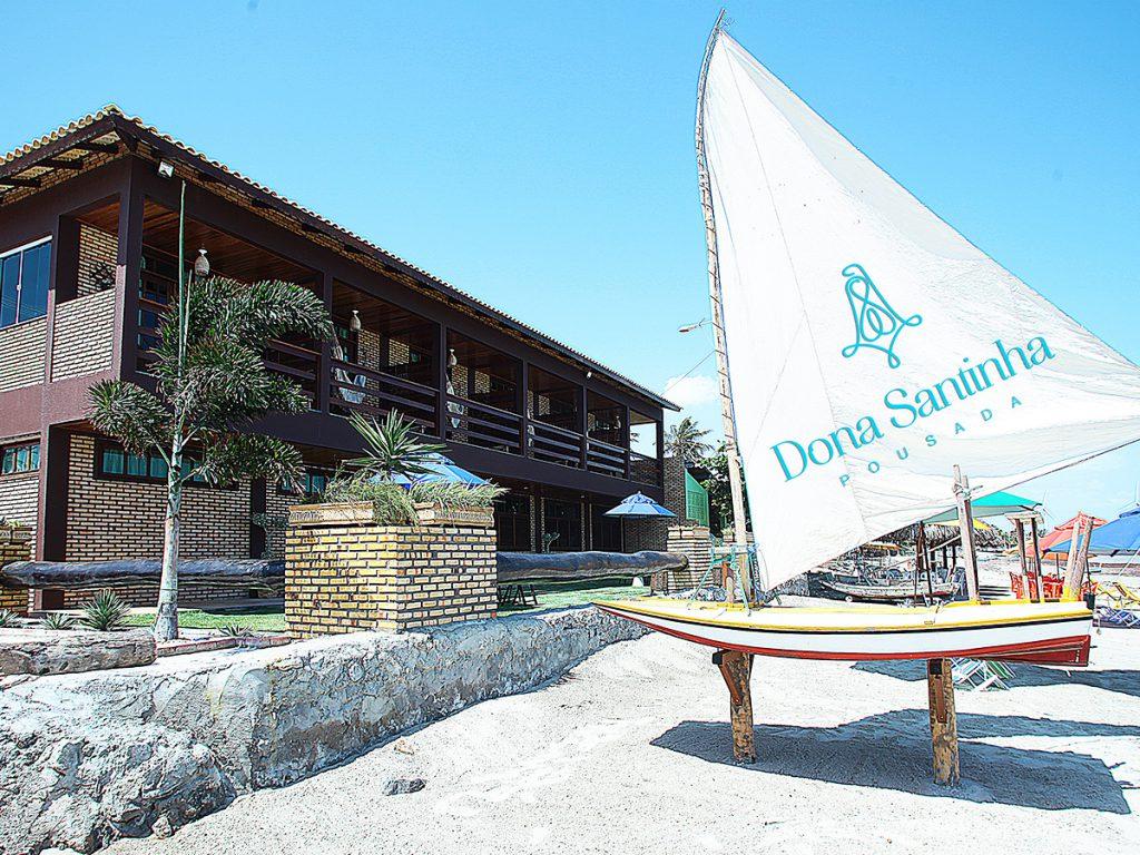 Pousada Dona Santinha 12 1024x768 - Praia de Flecheiras CE: o que fazer, onde ficar e como chegar