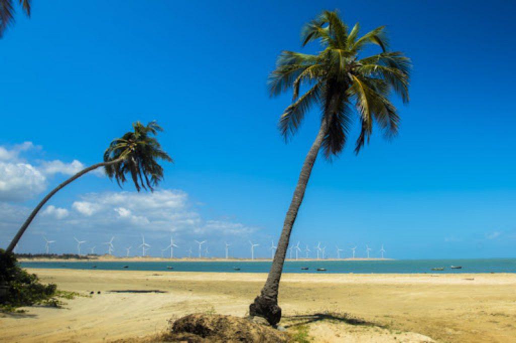 Praia de Icaraí de Amontada