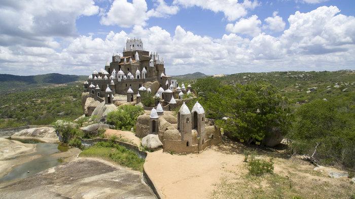Castelo Ze dos Montes - Os 10 castelos mais bonitos para visitar do Brasil