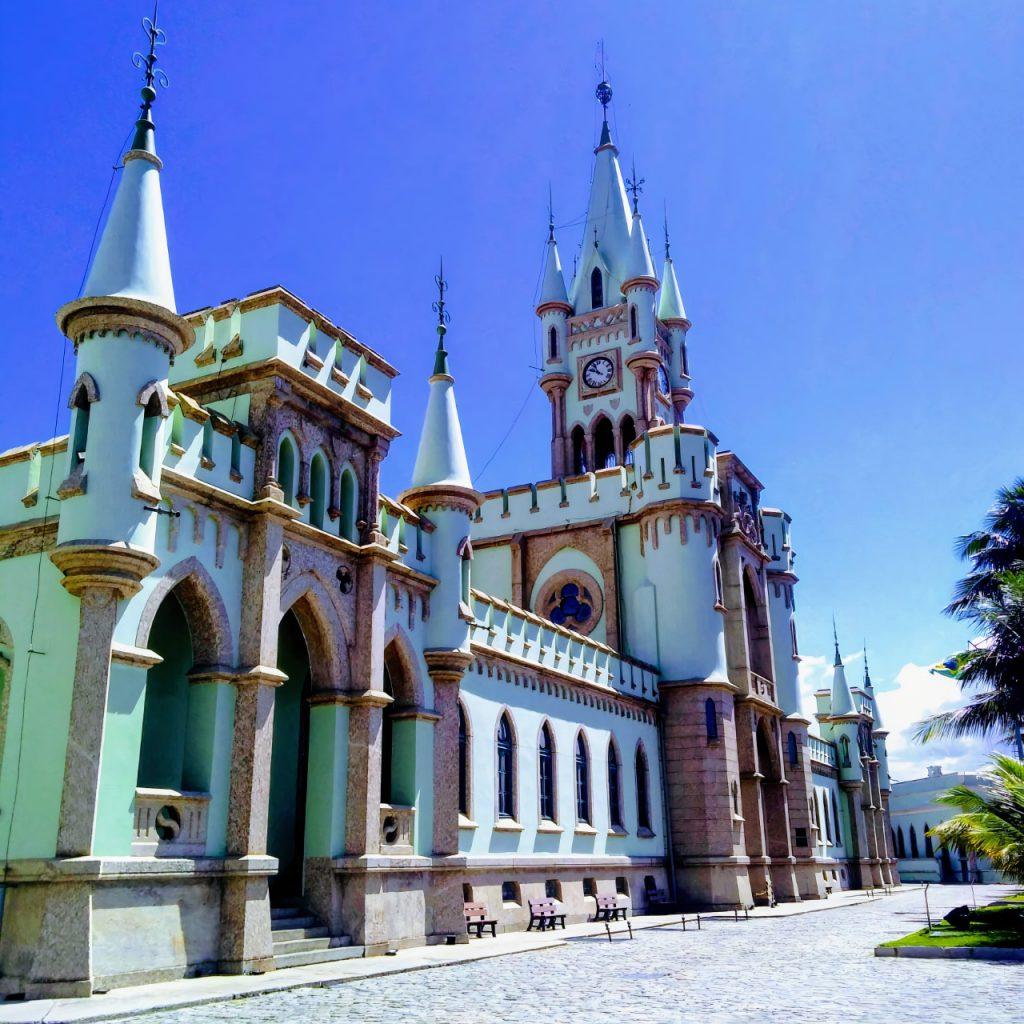 Castelo da Ilha do Fiscal  1024x1024 - Os 10 castelos mais bonitos para visitar do Brasil