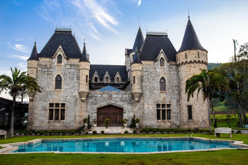 Castelo de Itaipava - Os 10 castelos mais bonitos para visitar do Brasil