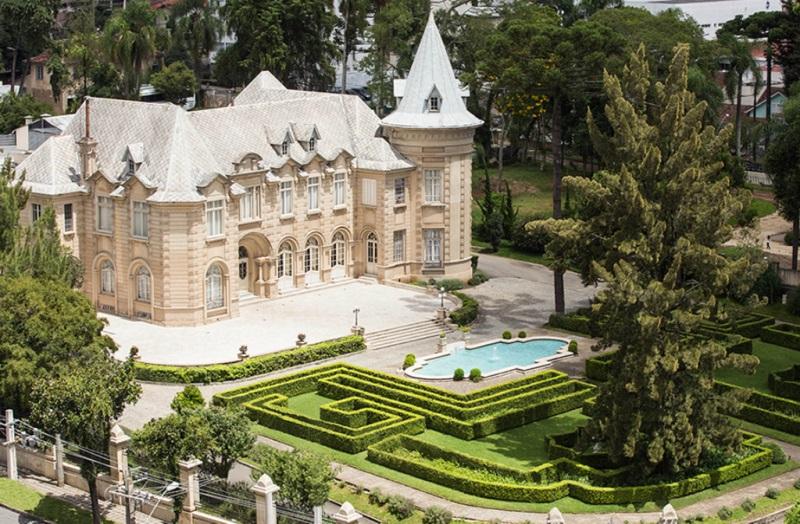 Castelo do Batel  - Os 10 castelos mais bonitos para visitar do Brasil