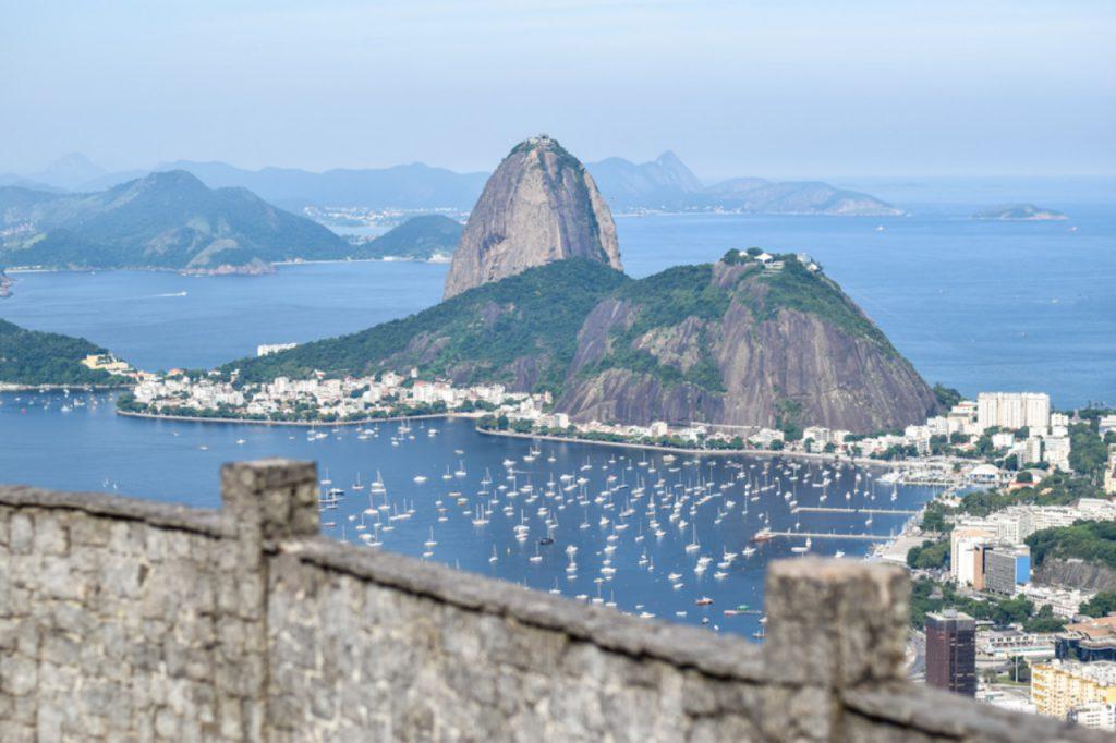 Mirante dona marta no Rio de Janeiro Vista para o pao de acucar 1 1024x682 - 7 passeios gratuitos para se fazer no Rio de Janeiro
